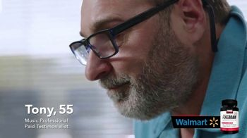 Force Factor Forebrain TV Spot, 'Tony: Walmart' - Thumbnail 2