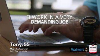 Force Factor Forebrain TV Spot, 'Tony: Walmart' - Thumbnail 3