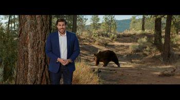TaxACT TV Spot, 'Bear: Taxes Aren't Scary: Grizzlies 20% TT'