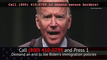 Committee to Defeat the President TV Spot, 'Border Security' Featuring Amanda Head - Thumbnail 9