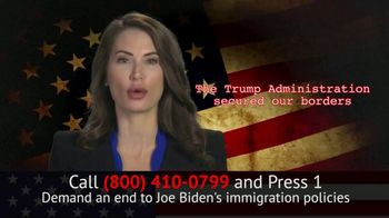 Committee to Defeat the President TV Spot, 'Border Security' Featuring Amanda Head - Thumbnail 3