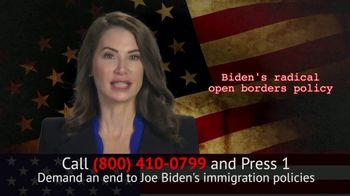 Committee to Defeat the President TV Spot, 'Border Security' Featuring Amanda Head - Thumbnail 4
