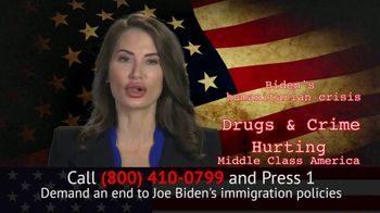 Committee to Defeat the President TV Spot, 'Border Security' Featuring Amanda Head - Thumbnail 5