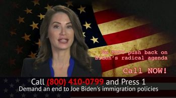 Committee to Defeat the President TV Spot, 'Border Security' Featuring Amanda Head - Thumbnail 6
