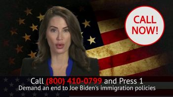 Committee to Defeat the President TV Spot, 'Border Security' Featuring Amanda Head - Thumbnail 7