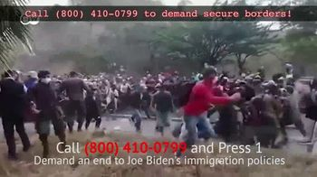 Committee to Defeat the President TV Spot, 'Border Security' Featuring Amanda Head - Thumbnail 8