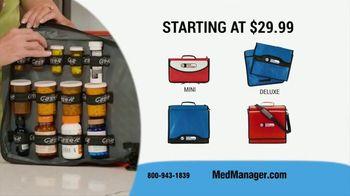 Med Manager TV Spot, 'Get Organized'