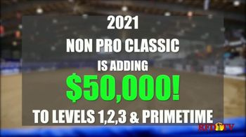 National Reigning Breeders Classic TV Spot, '2021 Non Pro Classic Prize'
