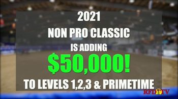 National Reigning Breeders Classic TV Spot, '2021 Non Pro Classic Prize' - Thumbnail 3