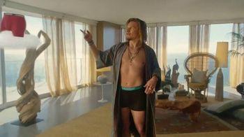 Hanes Comfort Flex Fit TV Spot, 'Achieving Ball-ance'