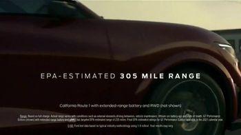 2021 Mustang Mach-E Ford TV Spot, 'New Breed' Featuring Idris Elba [T1] - Thumbnail 9