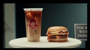 Wendy's Breakfast Baconator TV Spot, 'ESPN: Morning Show'