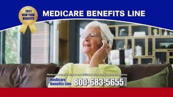 Medicare Benefits Line TV Spot, 'Special Medicare Update'