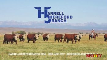 Harrell Hereford Ranch TV Spot, '2021 Annual Spring Bull Roundup' - Thumbnail 1
