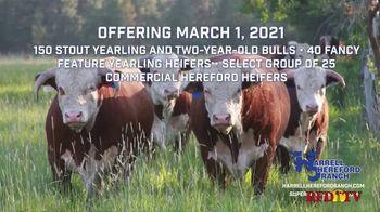 Harrell Hereford Ranch TV Spot, '2021 Annual Spring Bull Roundup' - Thumbnail 4
