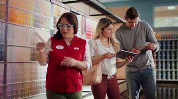 ACE Hardware TV Spot, 'Benjamin Moore Paint: Free Sample'