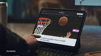 The Athletic Media Company TV Spot, 'Exclusive Access: $1 a Month' - Thumbnail 7