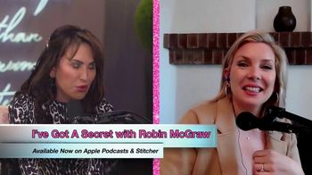 I've Got A Secret! With Robin McGraw TV Spot, 'June Diane Raphael'