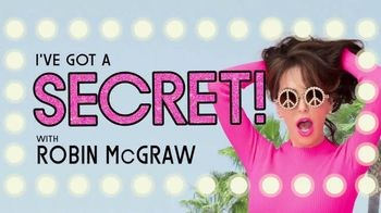 I've Got A Secret! With Robin McGraw TV Spot, 'June Diane Raphael' - Thumbnail 9