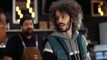 Oxygen Banking TV Spot, 'Coffee Shop: Virtual Cards'