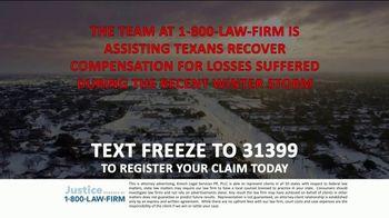 Kresch Legal Services TV Spot, 'Winter Storm: Assisting Texans'