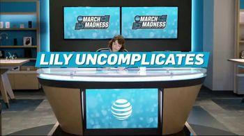 AT&T Wireless TV Spot, 'Lily Uncomplicates: Keys to Winning' - Thumbnail 1