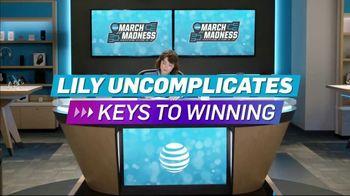 AT&T Wireless TV Spot, 'Lily Uncomplicates: Keys to Winning' - Thumbnail 2