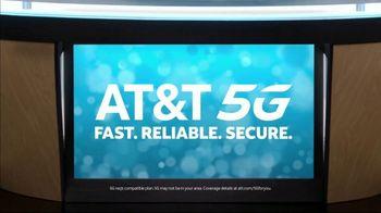 AT&T Wireless TV Spot, 'Lily Uncomplicates: Keys to Winning' - Thumbnail 9