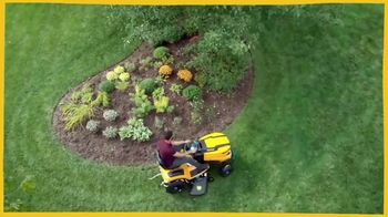 Cub Cadet TV Spot, 'We Don't Do Average'