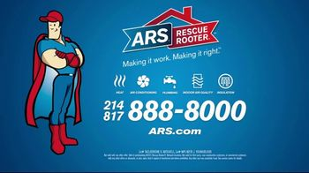 ARS Rescue Rooter TV Spot, 'Free A/C Service Calls' - Thumbnail 9