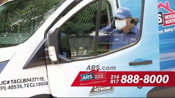 ARS Rescue Rooter TV Spot, 'Free A/C Service Calls' - Thumbnail 3
