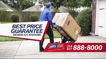ARS Rescue Rooter TV Spot, 'Free A/C Service Calls' - Thumbnail 5