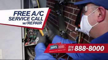 ARS Rescue Rooter TV Spot, 'Free A/C Service Calls' - Thumbnail 6
