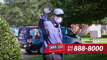 ARS Rescue Rooter TV Spot, 'Free A/C Service Calls' - Thumbnail 8