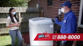 ARS Rescue Rooter TV Spot, 'Free A/C Service Calls'