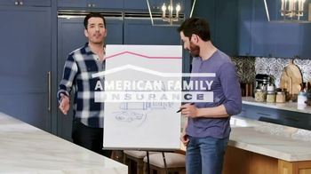 American Family Insurance TV Spot, 'Buying Your First Home' Ft. Drew Scott, Jonathan Scott