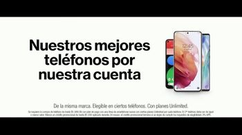 Verizon TV Spot, 'Lo mejor: 5G sin costo addicional, Disney+, Discovery+ y teléfonos' [Spanish] - Thumbnail 7