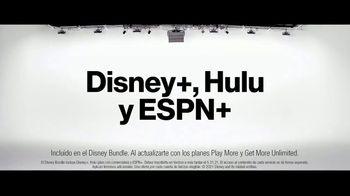 Verizon TV Spot, 'Lo mejor: 5G sin costo addicional, Disney+, Discovery+ y teléfonos' [Spanish] - Thumbnail 5