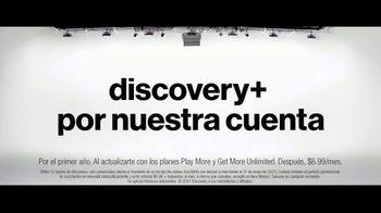 Verizon TV Spot, 'Lo mejor: 5G sin costo addicional, Disney+, Discovery+ y teléfonos' [Spanish] - Thumbnail 6