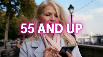 T-Mobile Magenta 55+ TV Spot, 'Built Just For You: Two Lines' - Thumbnail 1