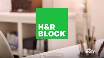H&R Block TV Spot, 'HGTV: Home Office' - Thumbnail 10