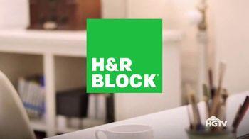 H&R Block TV Spot, 'HGTV: Home Office' - Thumbnail 7