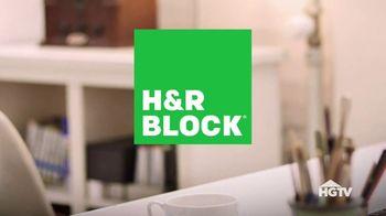 H&R Block TV Spot, 'HGTV: Home Office' - Thumbnail 8