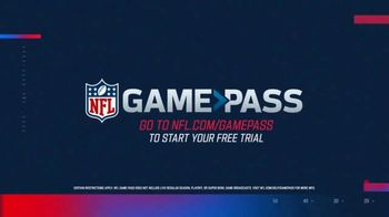 NFL Game Pass TV Spot, 'Football When You Want: Super Bowl' - Thumbnail 10