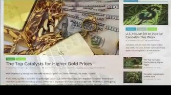 Gold Market Research TV Spot, 'Time Is Now' - Thumbnail 4