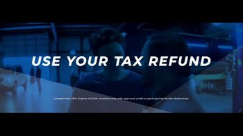 Byrider Sign & Drive Tax Event TV Spot, 'Use Your Tax Refund' - Thumbnail 4