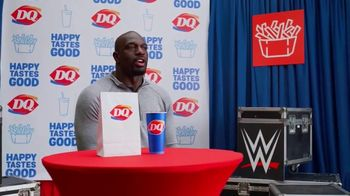 Dairy Queen TV Spot, 'Share Your Happy: Titus O'Neil'