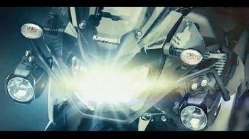 2022 Kawasaki KLR650 TV Spot, 'Escape. Explore. Envy.' - Thumbnail 5