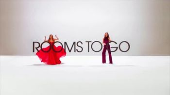 Rooms to Go 30th Anniversary Sale TV Spot, 'Make It Last' Ft. Sofia Vergara & Cindy Crawford, Song by Pitbull - Thumbnail 10