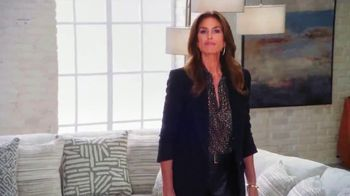 Rooms to Go 30th Anniversary Sale TV Spot, 'Make It Last' Ft. Sofia Vergara & Cindy Crawford, Song by Pitbull - Thumbnail 3